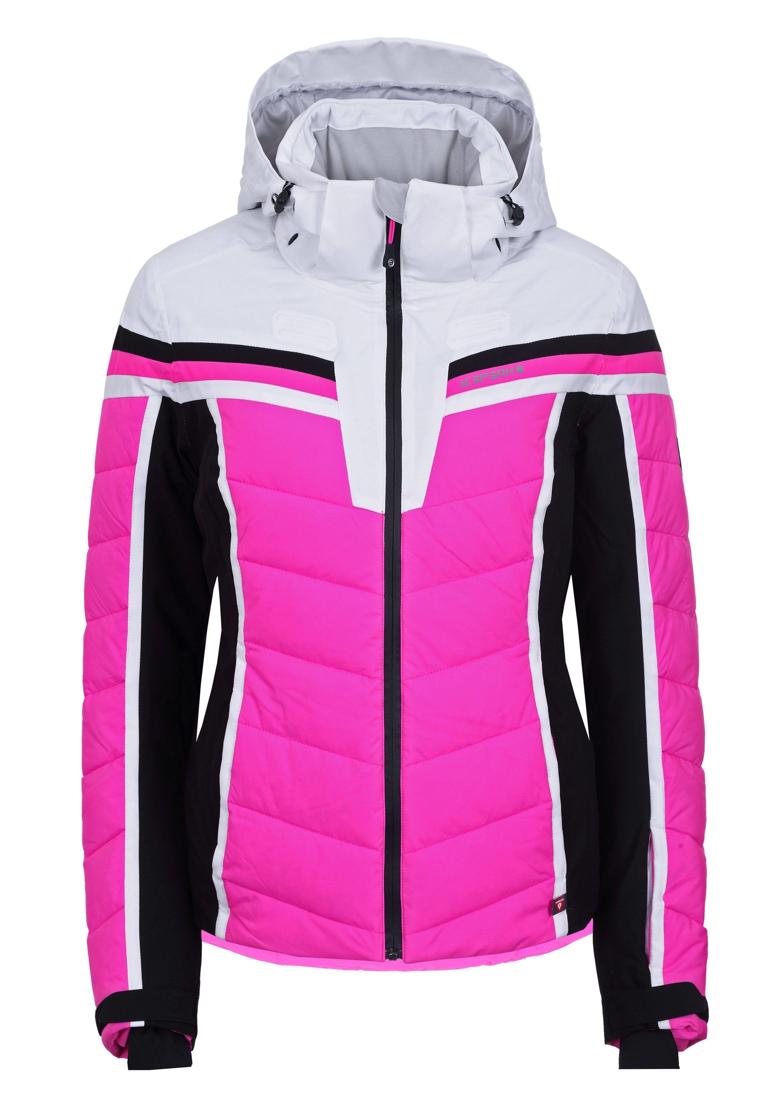 Icepeak Damen Skijacke Flora.453112 pink