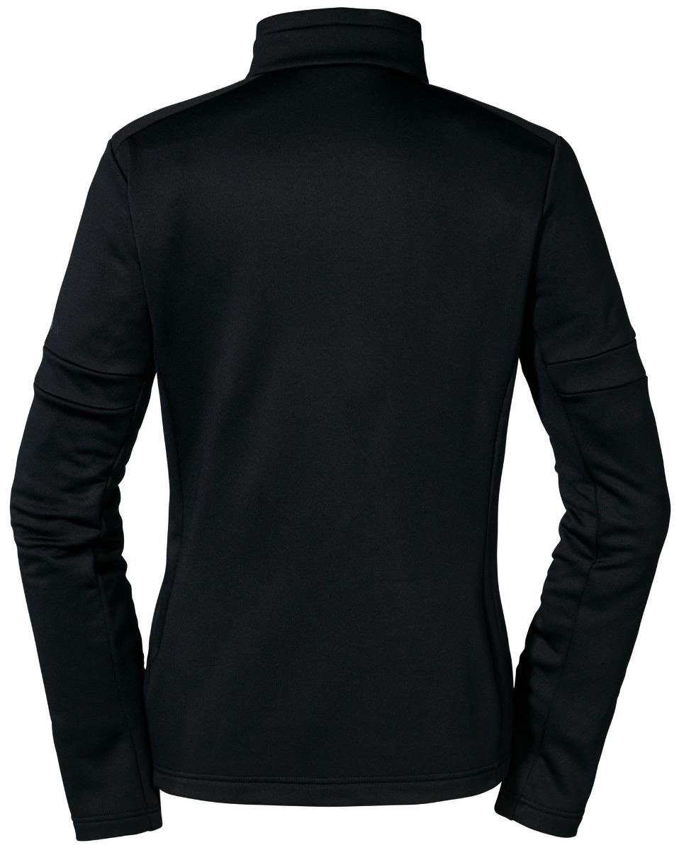 Schöffel Damen Fleece Jacke Warth 12754-9990 schwarz