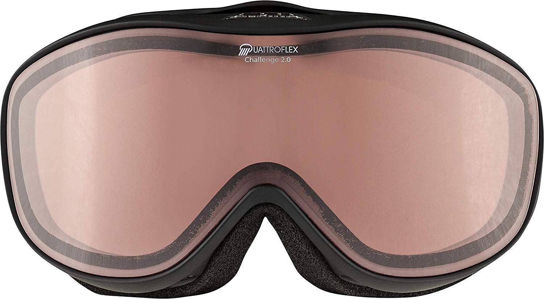 Alpina Skibrille Challenge 2.0 A7092034 black matt