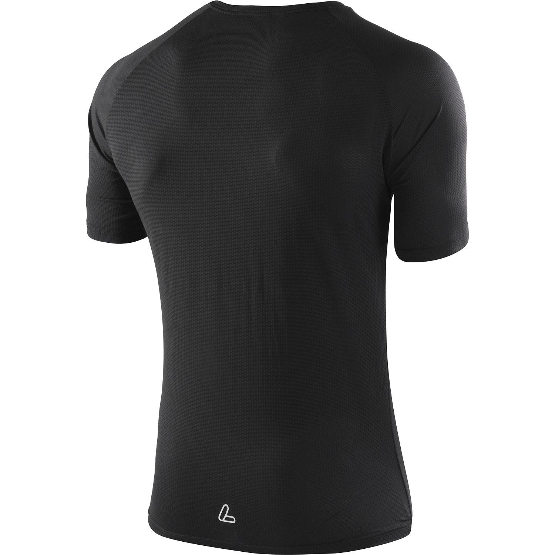 Löffler Hr. Running Shirt Racing Vent 22498 schwarz