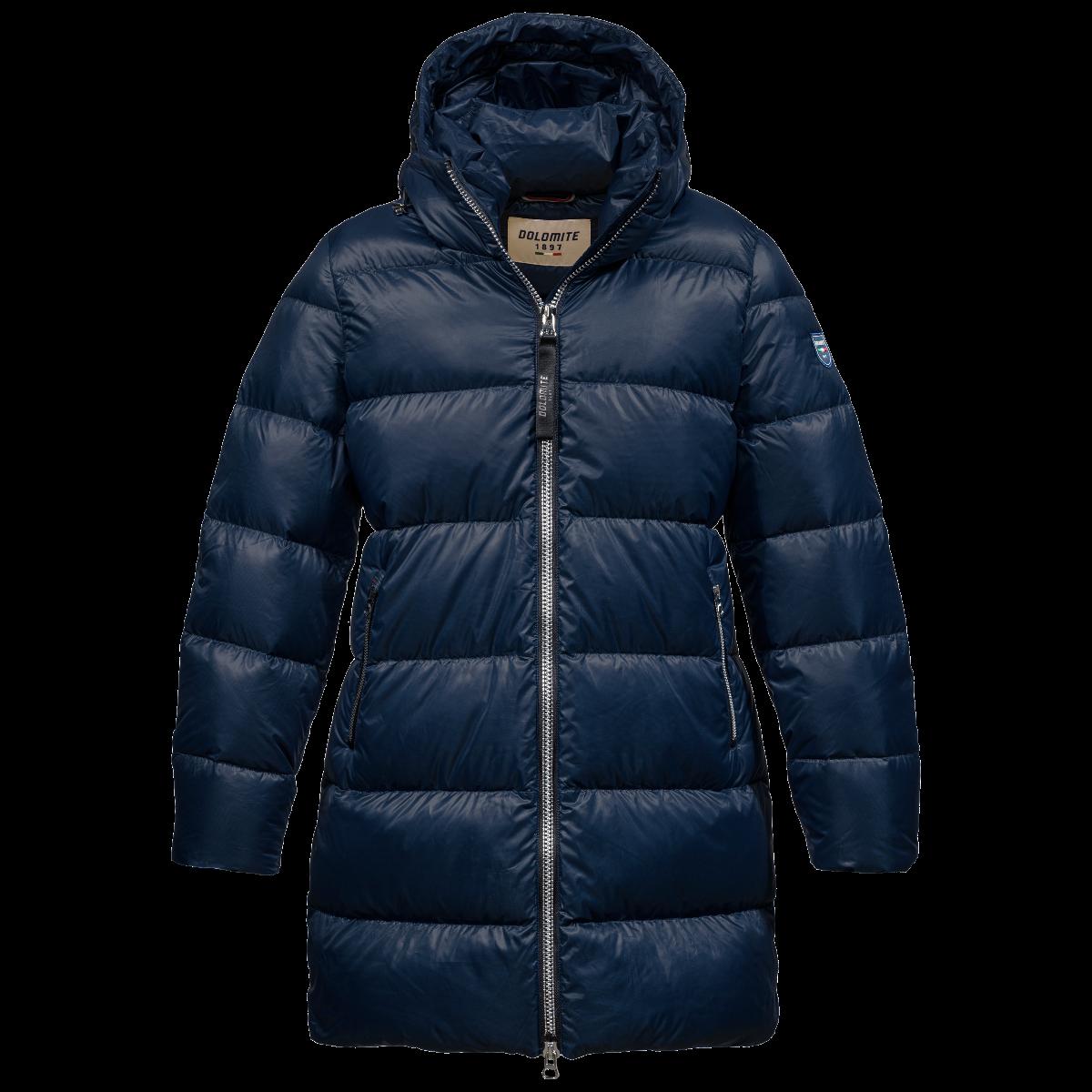 Dolomite Damen Parka W´s 54 Special 278526 schwarz-blau