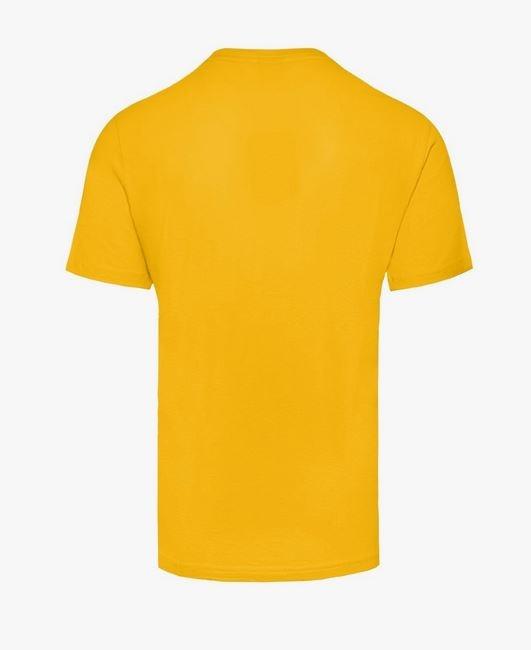 Champion Herren Crewneck T-Shirt 214142 gelb