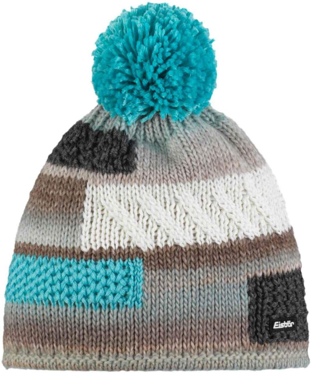 Eisbär Mütze Cordo Pompon 77083 Fb.215