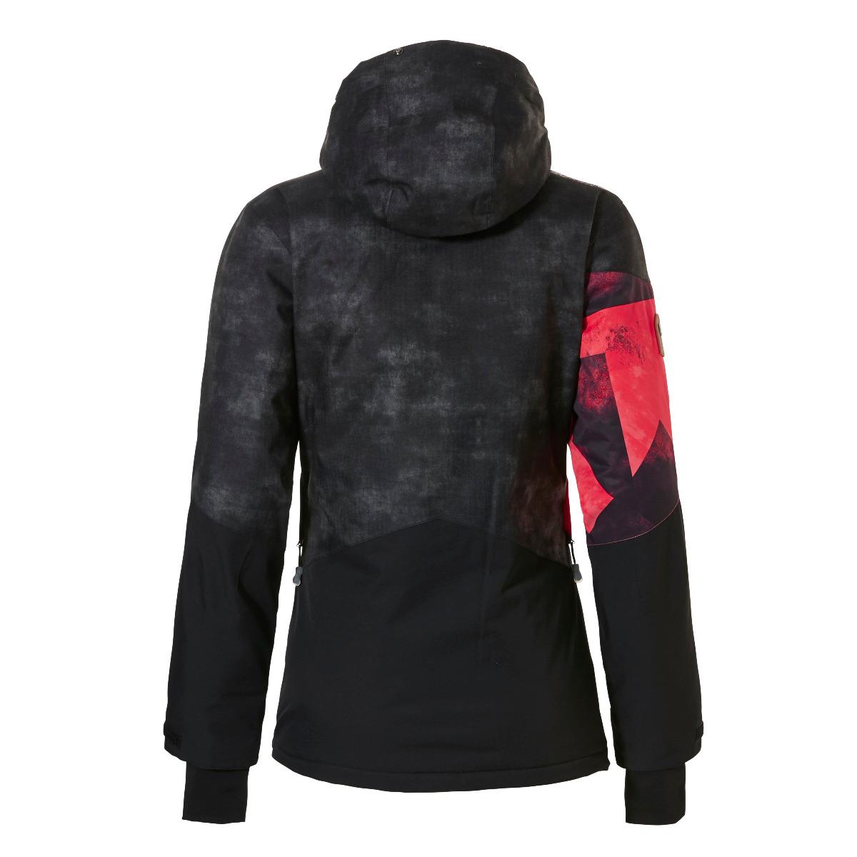 Rehall Damen Luba-R Skijacke 60061 red pink