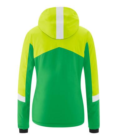 Maier Sports Damen Mamison Skijacke 210045 fren green