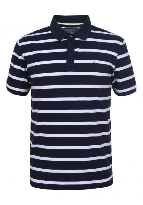 Lutha Hr. Polo Shirt Freeti 333598 navy