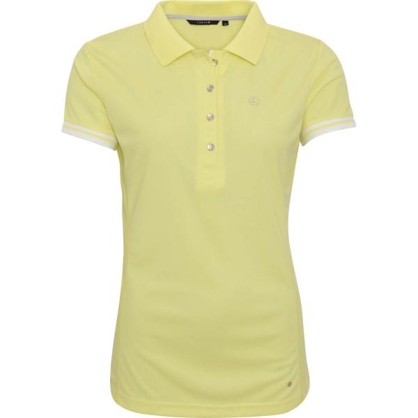 LUHTA Da. Polo-Shirt AIRA 39209 gelb