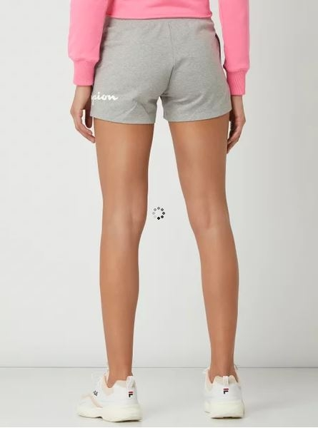 Champion Damen Short 112622 grau