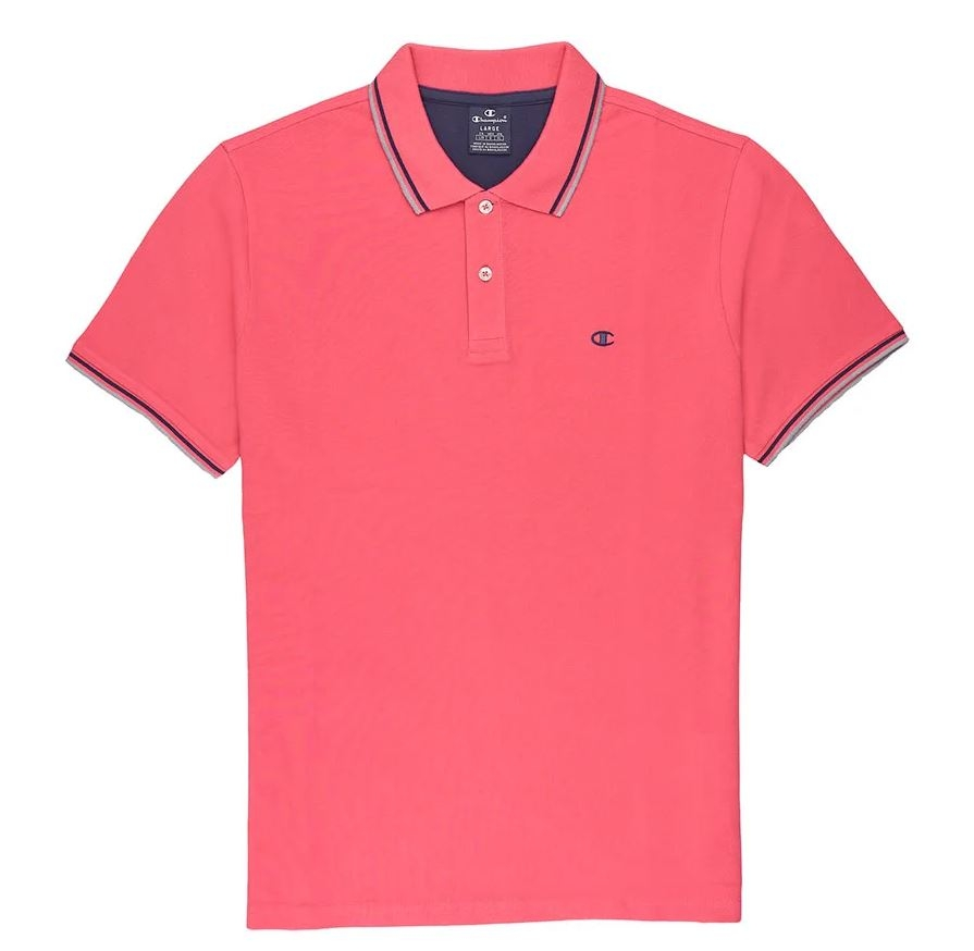 Champion Hr. Polo Shirt Auth 211847 PS120
