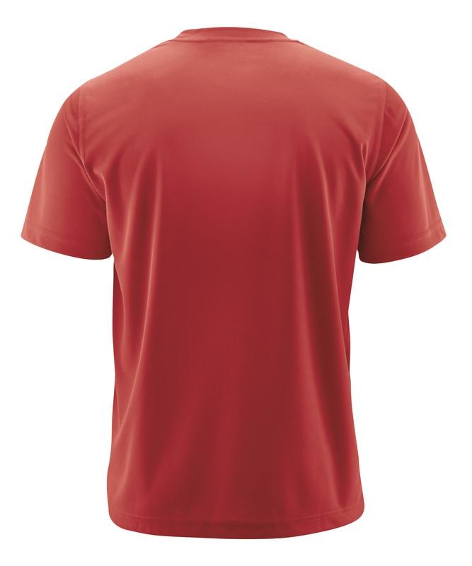 Maier Sports Hr. T-Shirt Walter 152302 rot