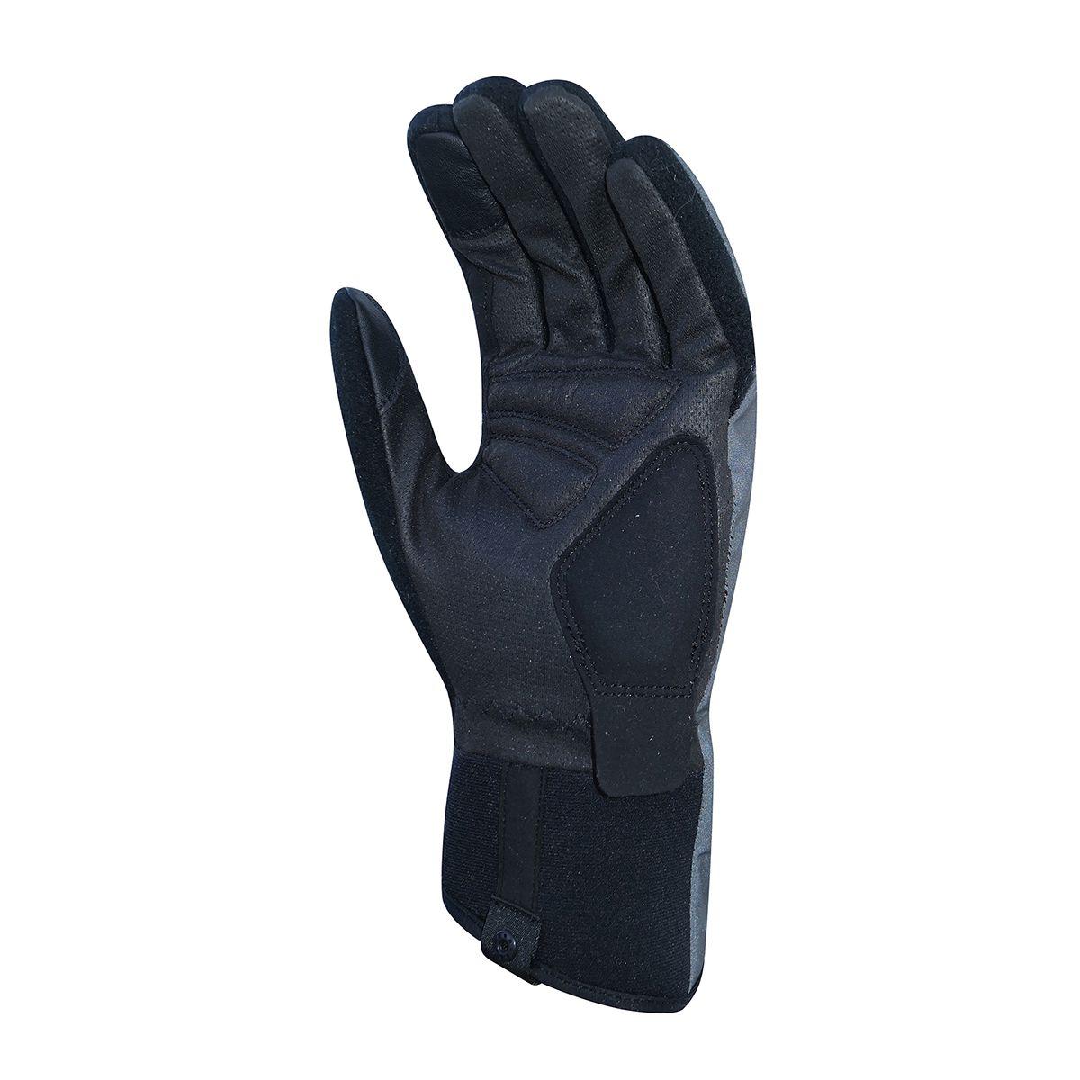 CHIBA Pro Safety Winter Fahrradhandschuhe 31519 schwarz