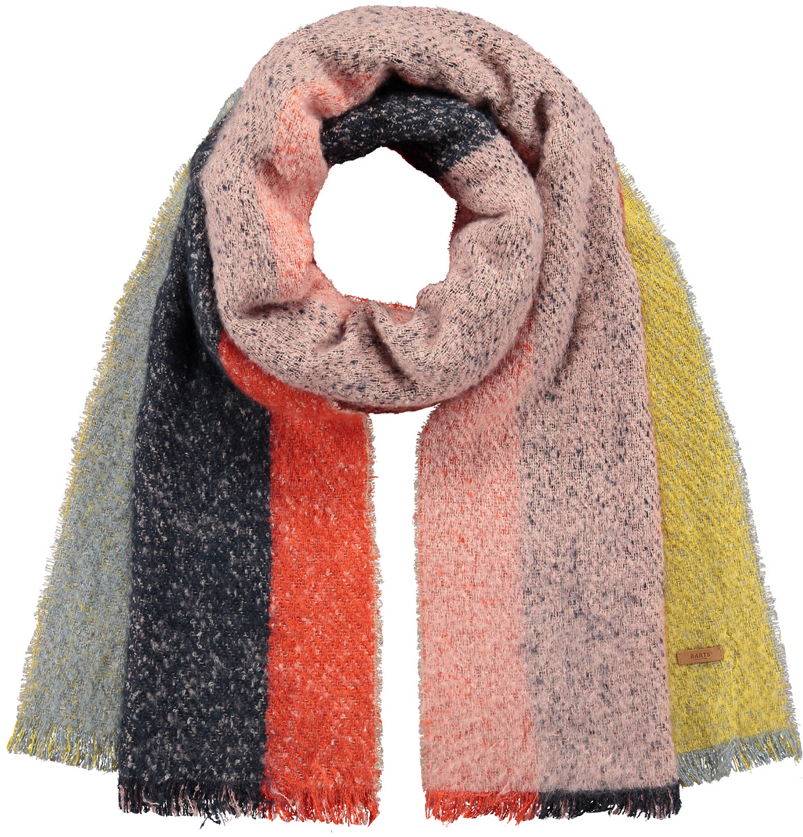 Barts Schal Lucca Scarf 4960 ginger