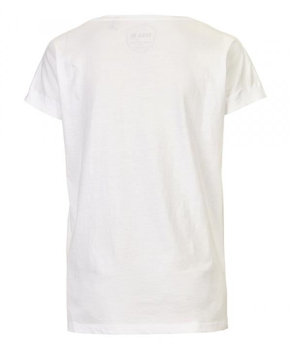 G.I.G.A. DX Da. Zikora Casual T-Shirt 33426 weiß