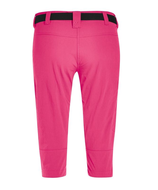 Maier Sports Da.Hose Inara Slim 3/4 231007 pink