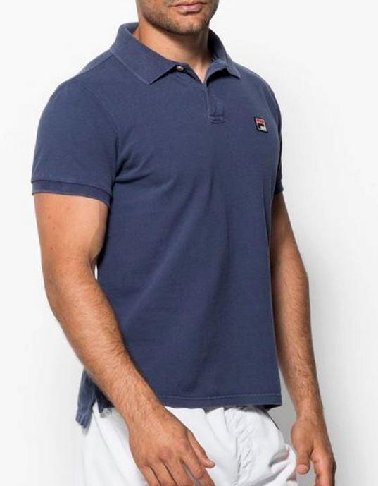 FILA Hr. Poloshirt PQ 392005 marine