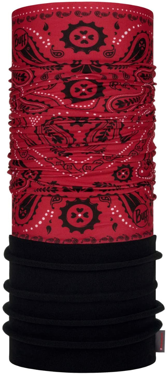 Buff Polar Multifunktionstuch 123698 Cashmere Red