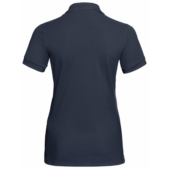 Odlo Damen NEW TRIM Poloshirt 550591 diving navy