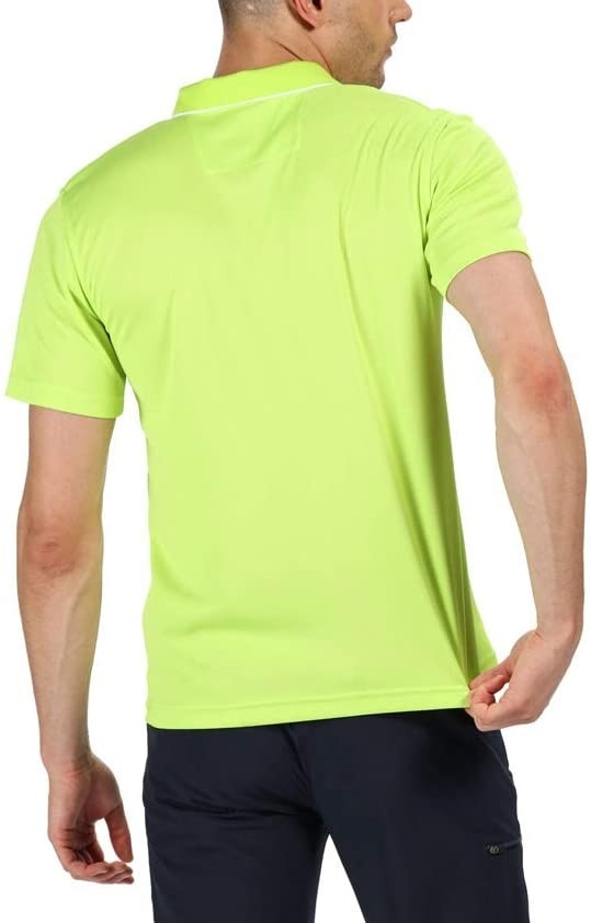 Regatta Herren Poloshirt RMT221 MAVERICK V lime