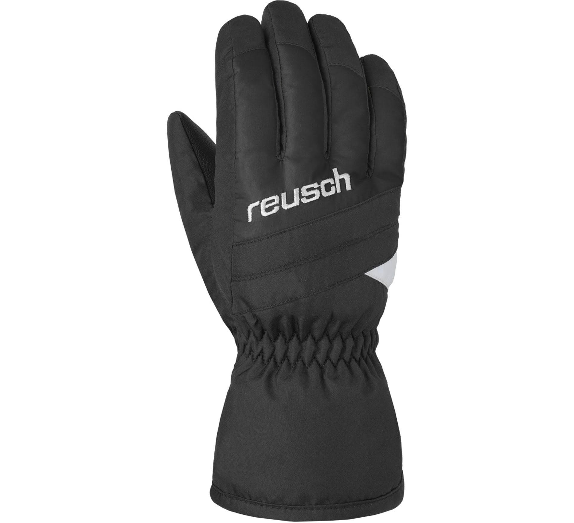 Reusch Kinder Bennet R-tex XT Junior Handschuhe schwarz-weiß