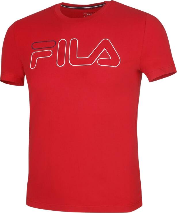 FILA Hr. T-Shirt Ricki FLU191013 rot