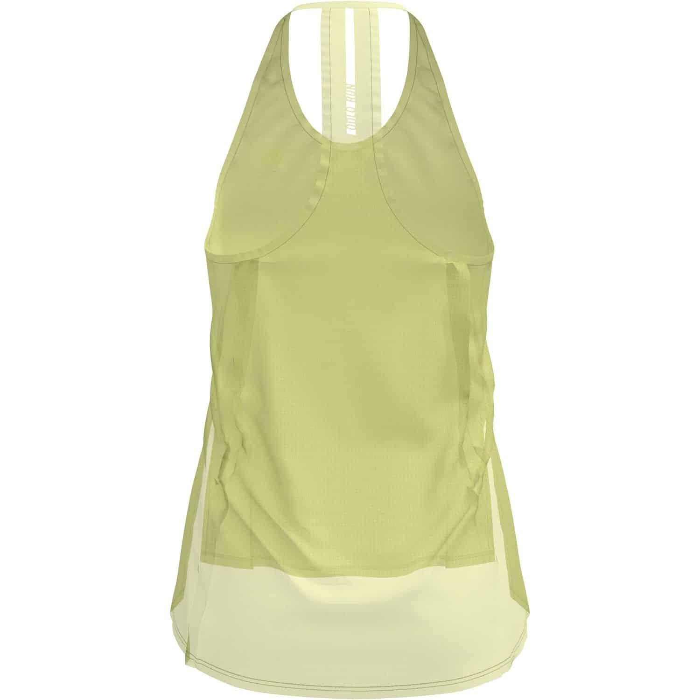 Odlo Da. BL Top Crew Neck Singlet Ceramicool Shirt 312621 gelb