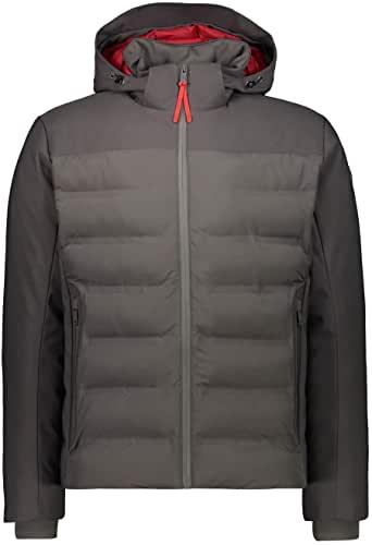CMP Herren Softshelljacke Man Jacket Zip Hood 30K2977 E910
