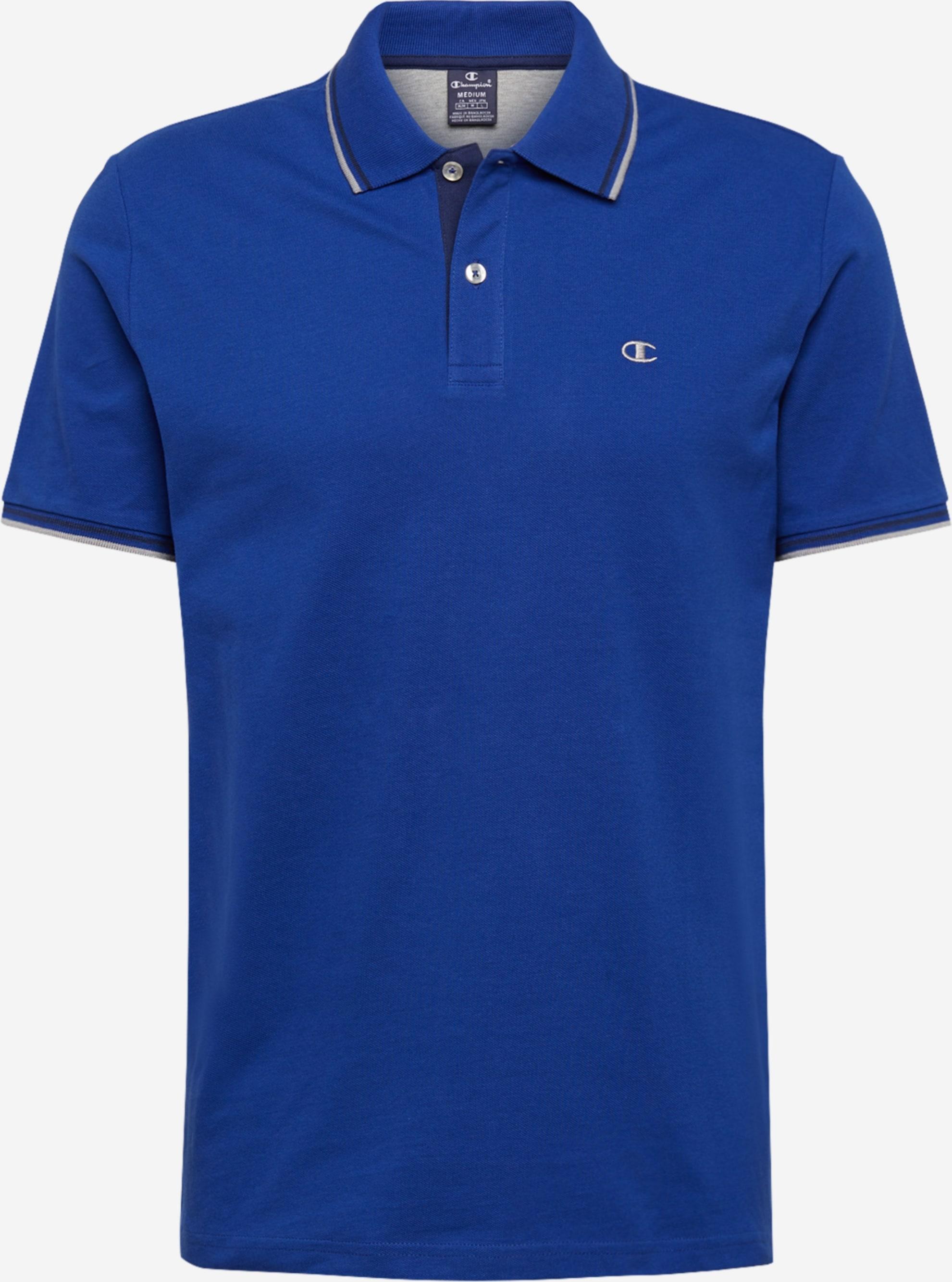 Champion Hr. Polo Shirt Auth 211847 BS003