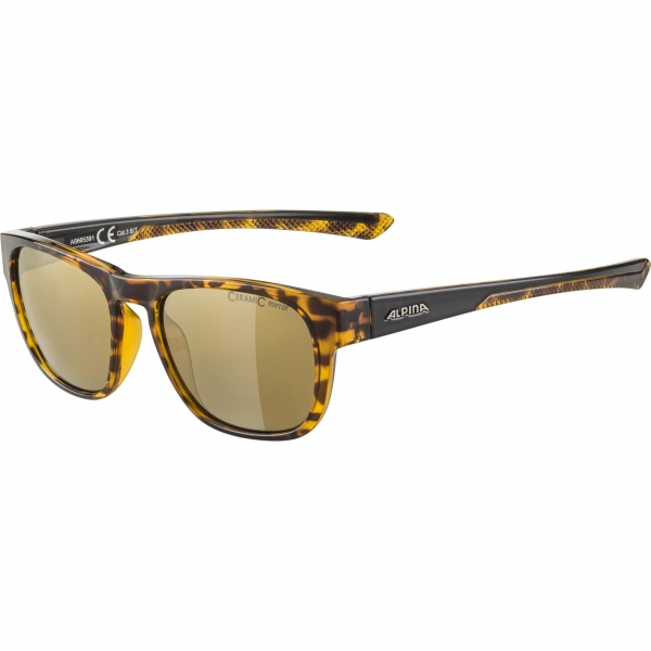 Alpina Sportbrille LINO II havana-gold