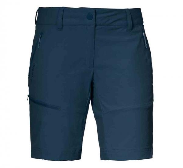 Schöffel Damen Short TOBLACH2 12408 dunkelblau