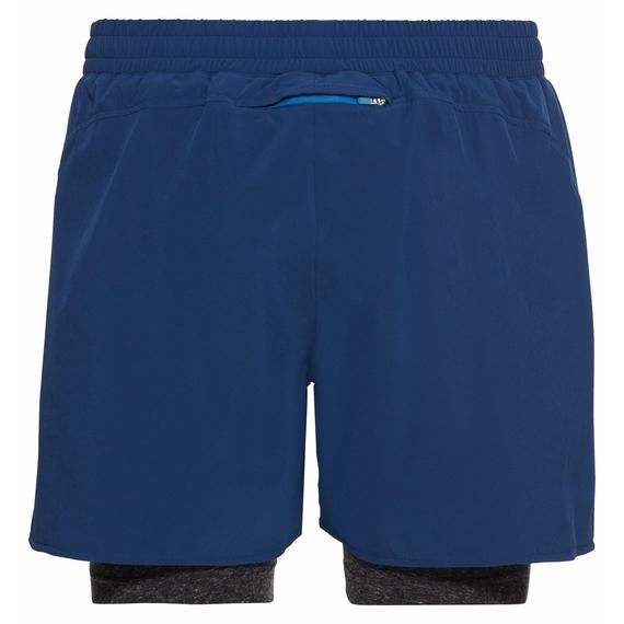 Odlo Herren MILLENNIUM PRO 2-in-1-Shorts 322152 estate-blue