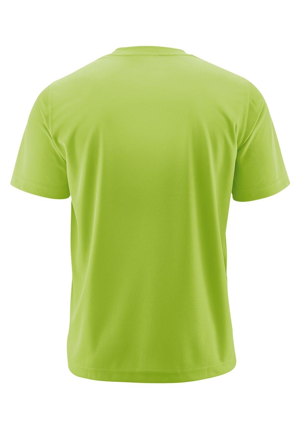 Maier Sports Hr. T-Shirt Walter 152302 macow green