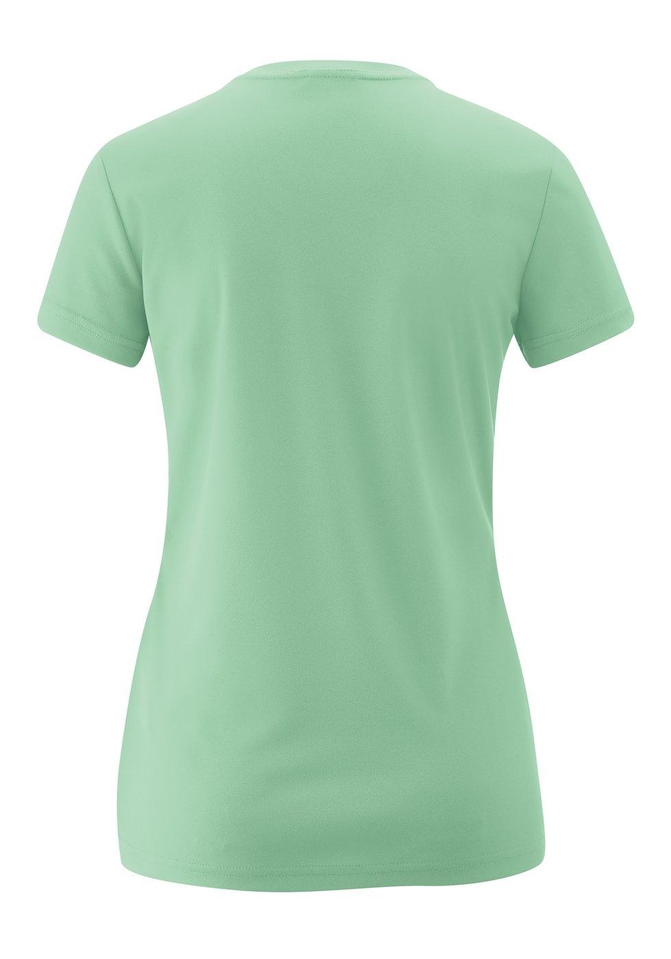 Maier Sports Da. T-Shirt Trudy 252310 green ash