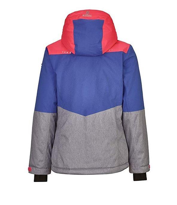 Killtec Kinder Funktionsjacke mit Kapuze und Schneefang 34068-768