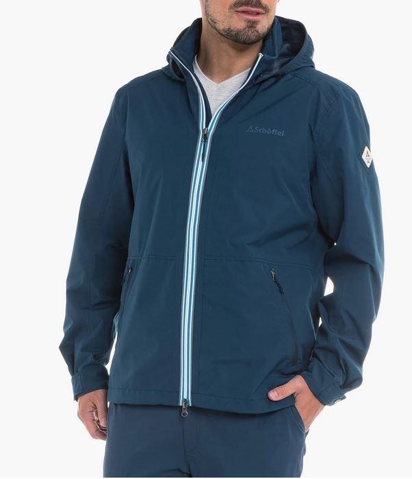 Schöffel Herren Jacket Pittsburgh3 22814 dunkelblau