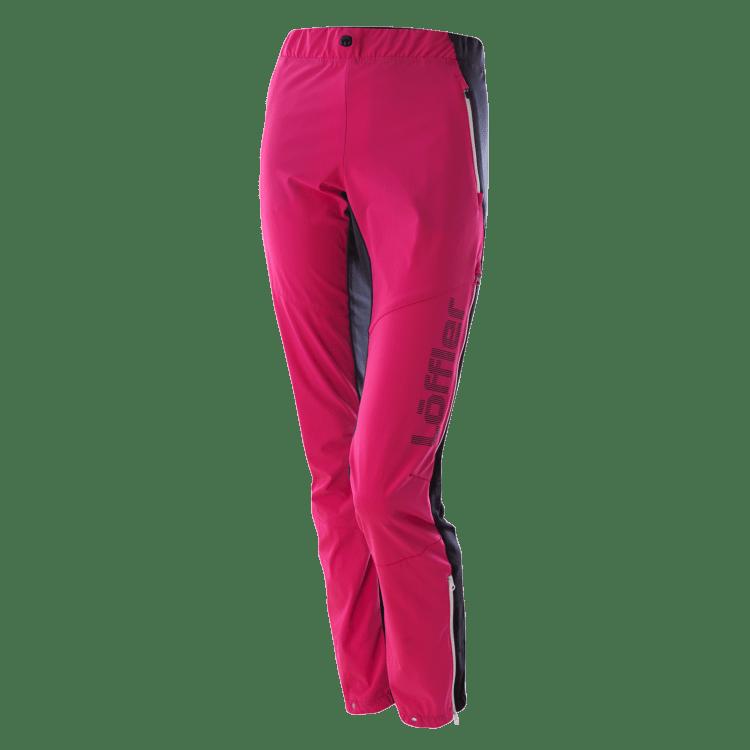 Löffler Damen W TOURING PANTS SPEED AS 24254 pink