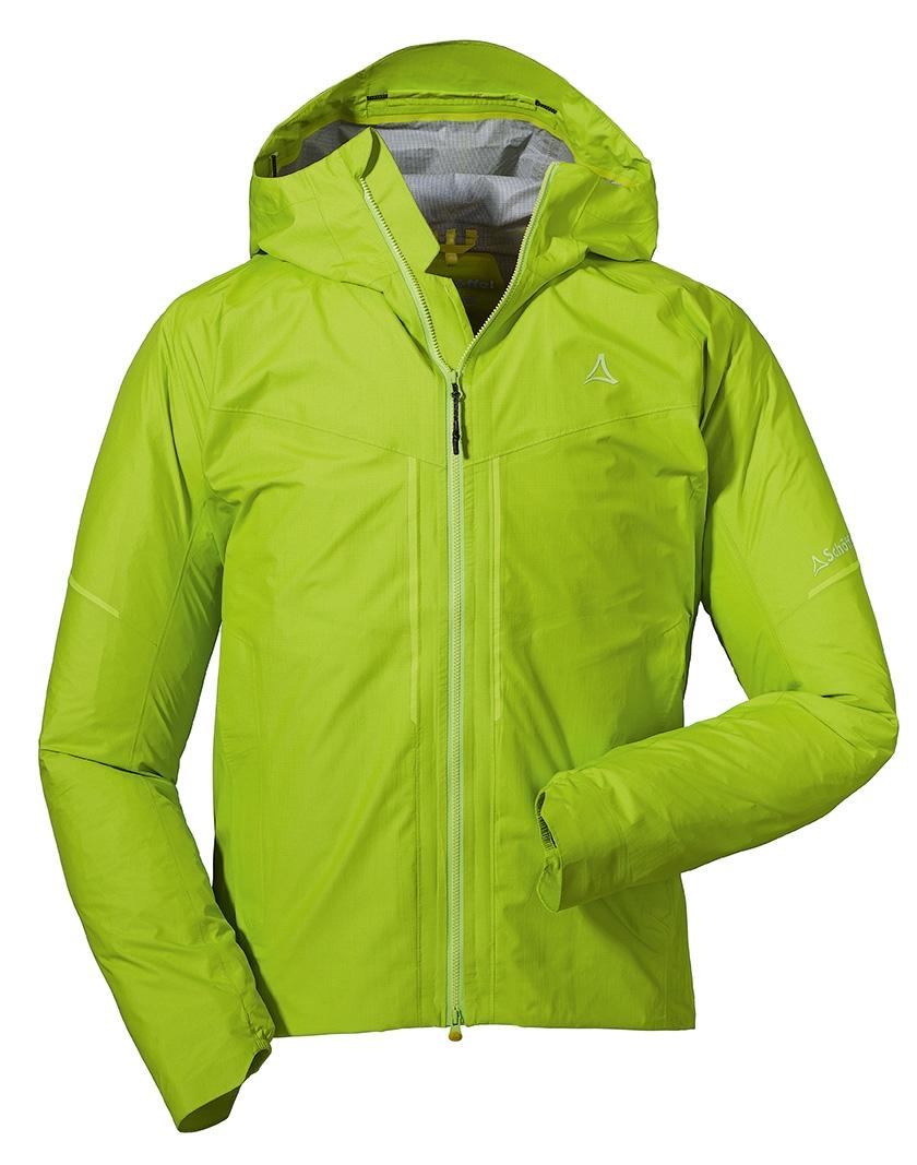 Schöffel Herren Jacket Gardasee1 M 22828 lime