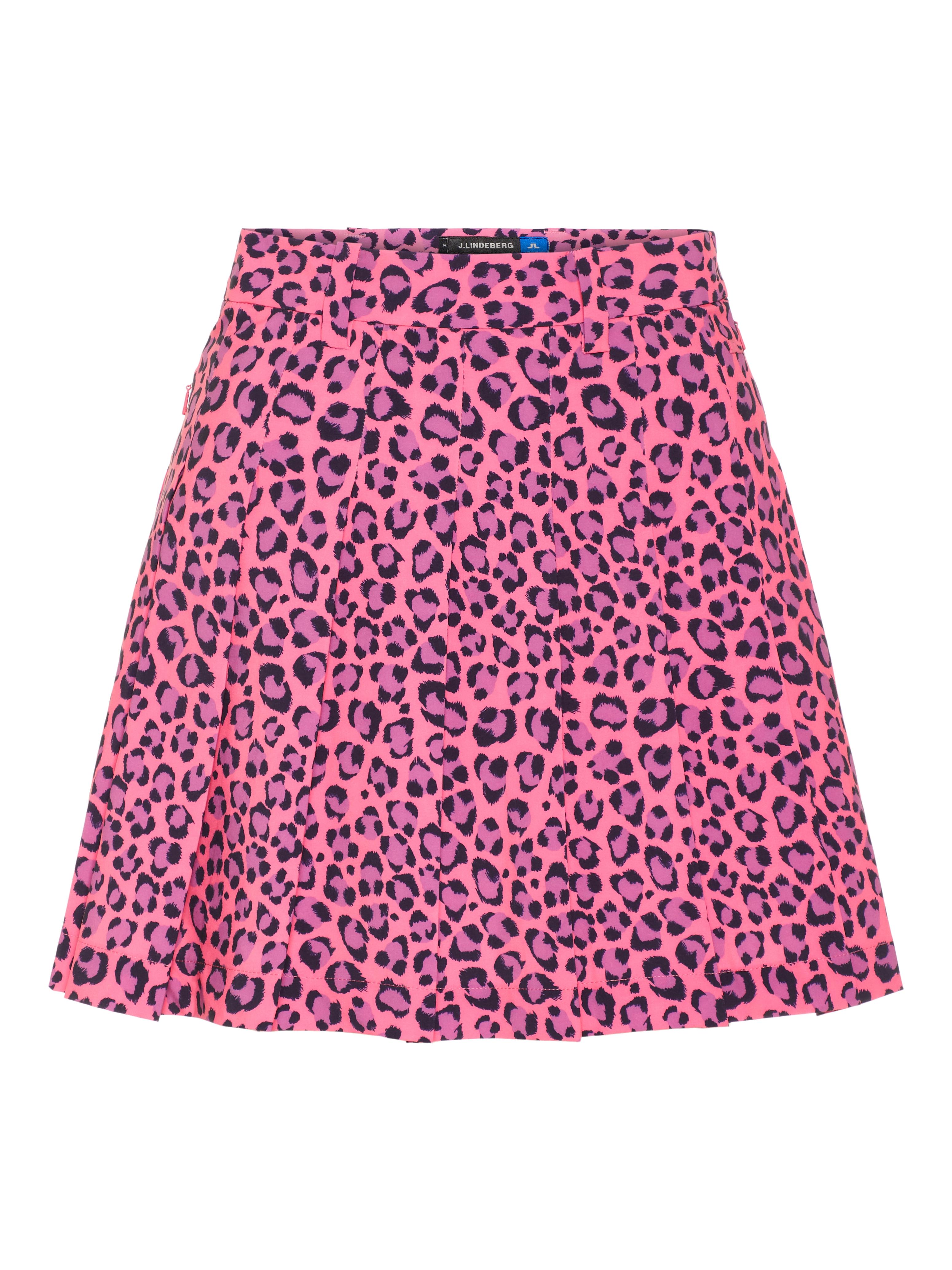 J.Lindeberg Damen Adina Skirt-Micro Stretch Rock pink