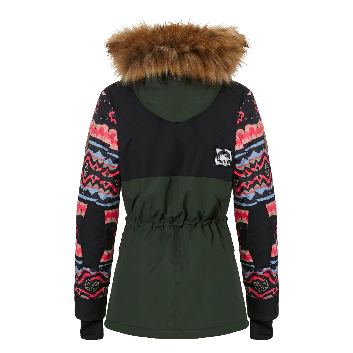 Rehall Mädchen Skijacke Ivey-R-JR 60103 indian sky
