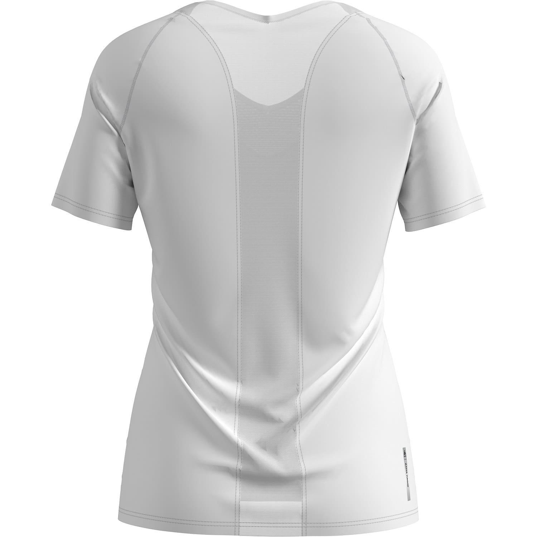 Odlo Da. BL Top Crew Neck Lou Mesh shirt 350571 weiß