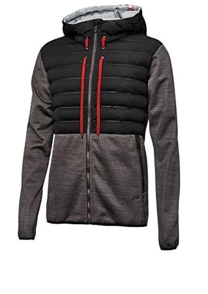 Protective Herren Functional Hoody II Softshell Outdoor Jacke 200254 anthrazit