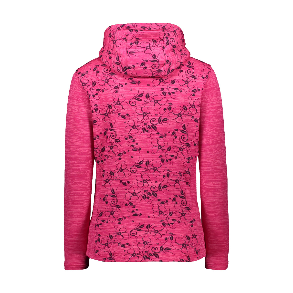 CMP Damen Felpa in Pile Powerstretch Jacke 30E2146 pink