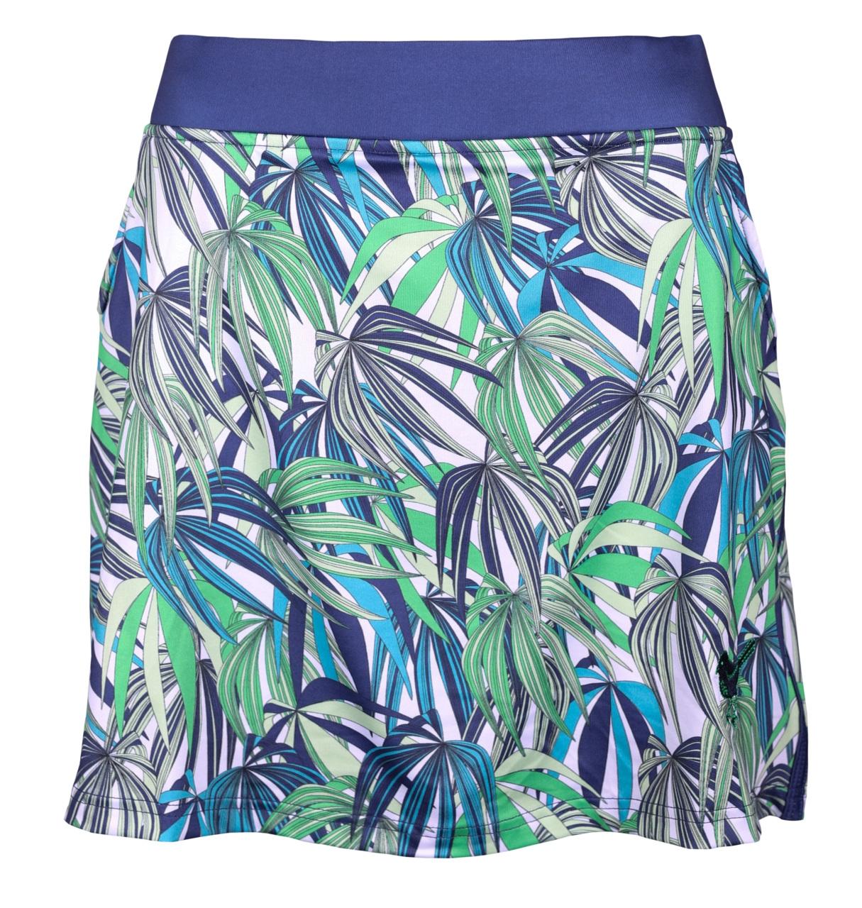 girls golf Damen Skort tilly techy exotic 14710 jungle
