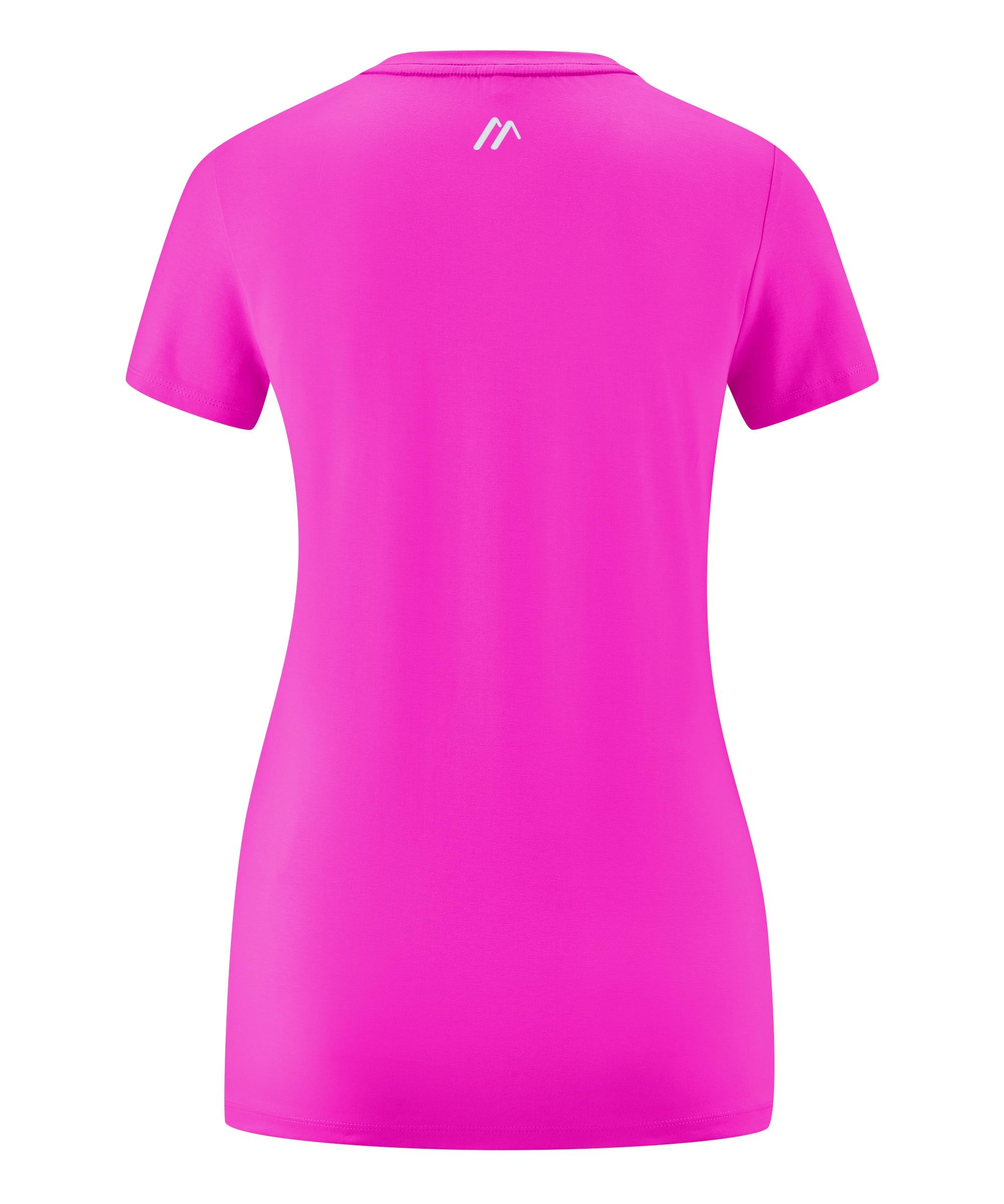 Maier Sports Da T-Shirt Berta 553000 pink