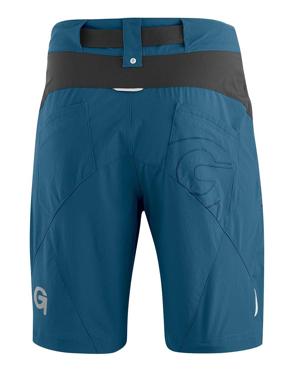 Gonso Herren Arico He-Bike-Shorts 15030 blau