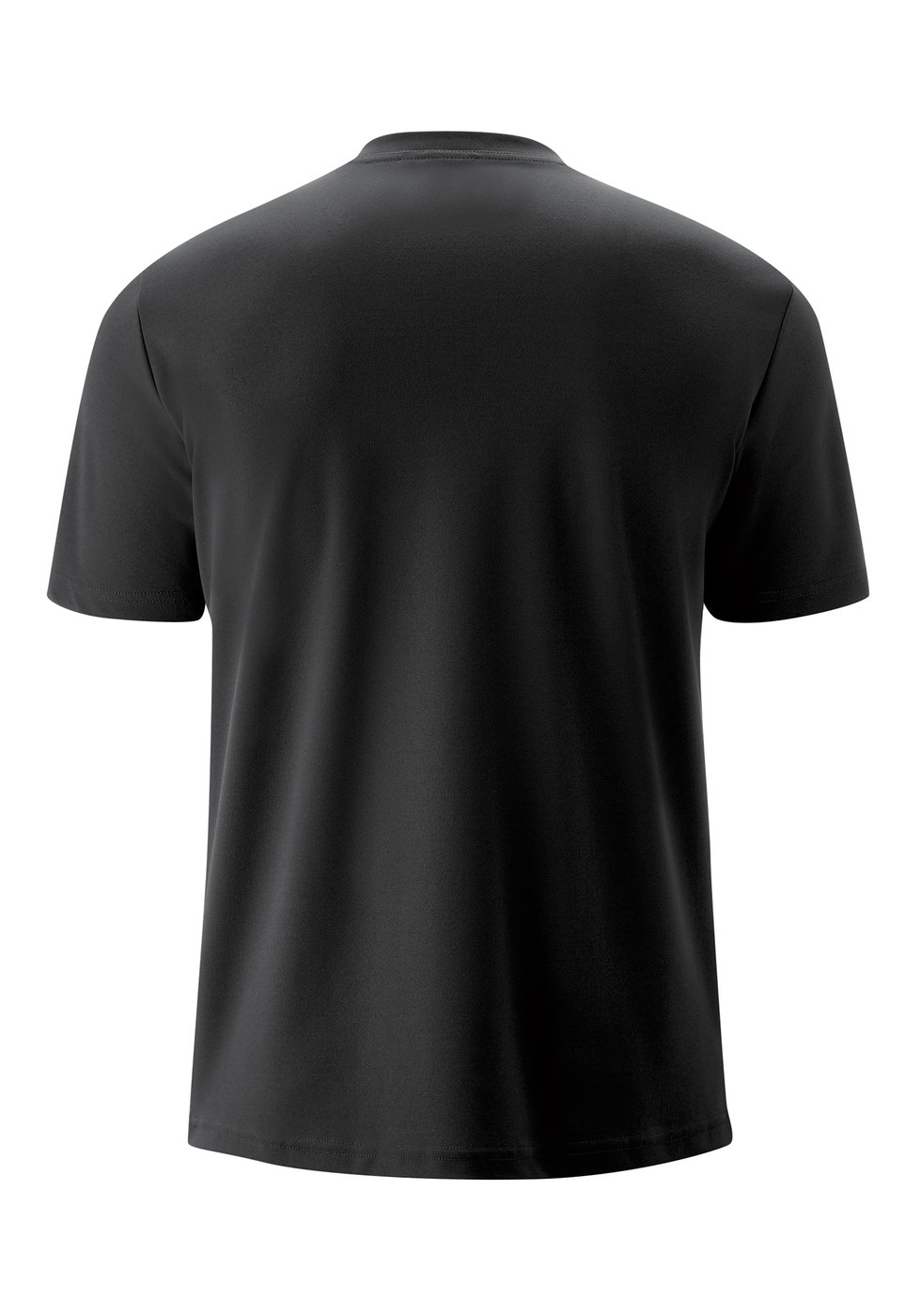 Maier Sports Hr. T-Shirt Wali 152308 schwarz