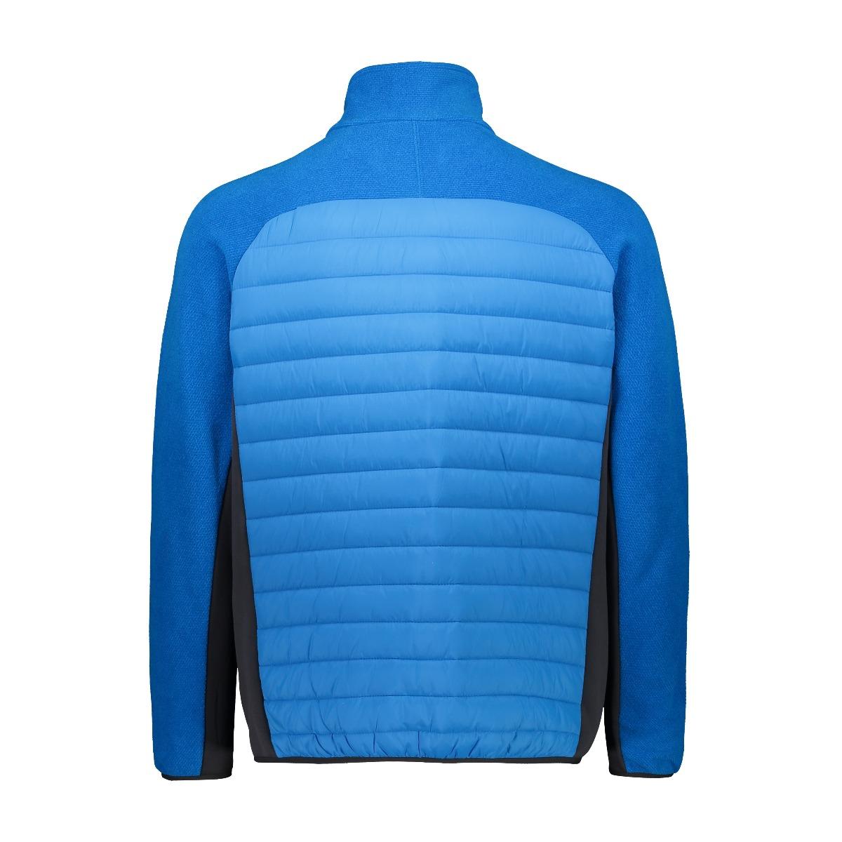 CMP Herren Hybrid Jacke 30H1677 blau