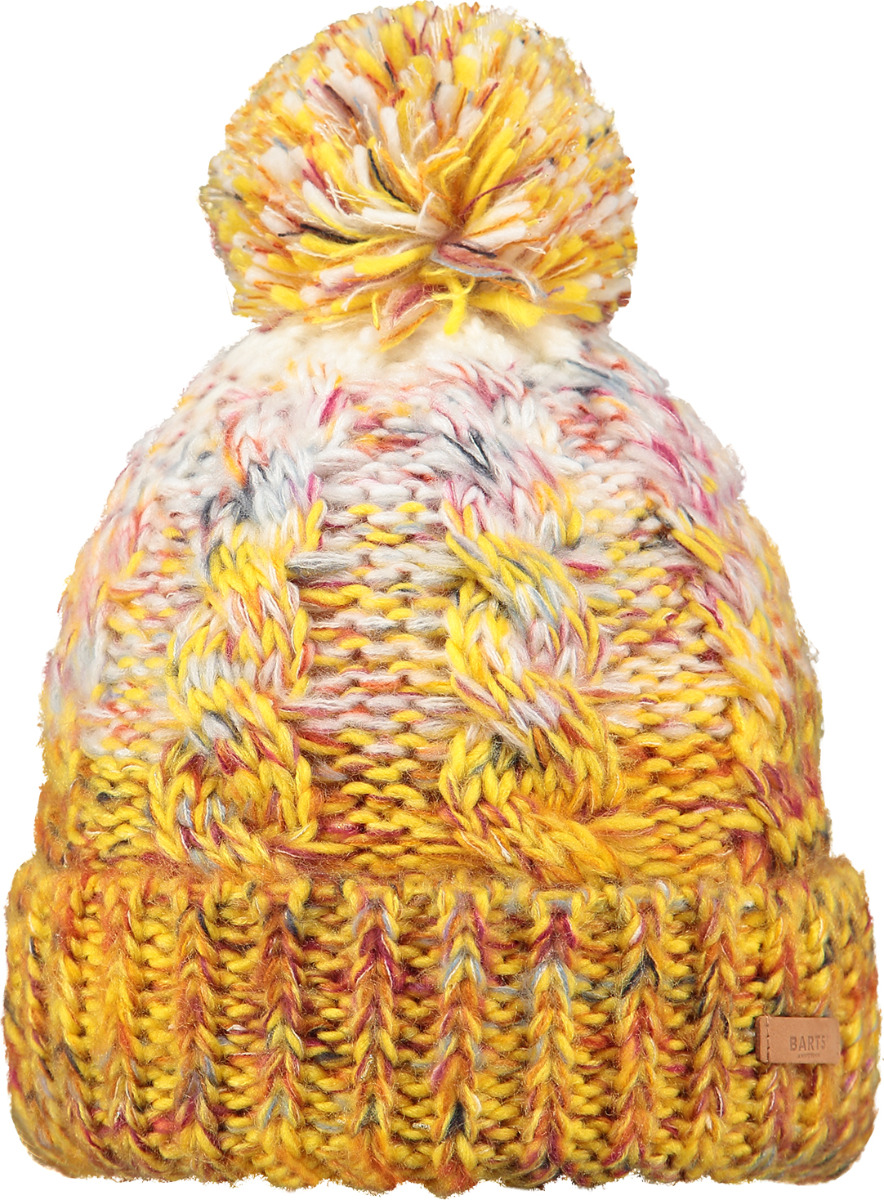 Barts Mütze Iska Beanie 4944 gelb