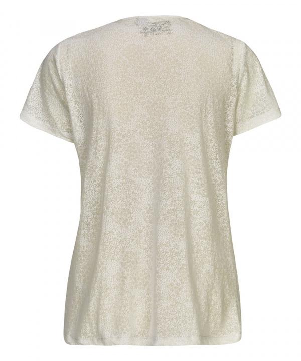 G.I.G.A.DX Damen Nalora Casual T-Shirt 35378 weiss