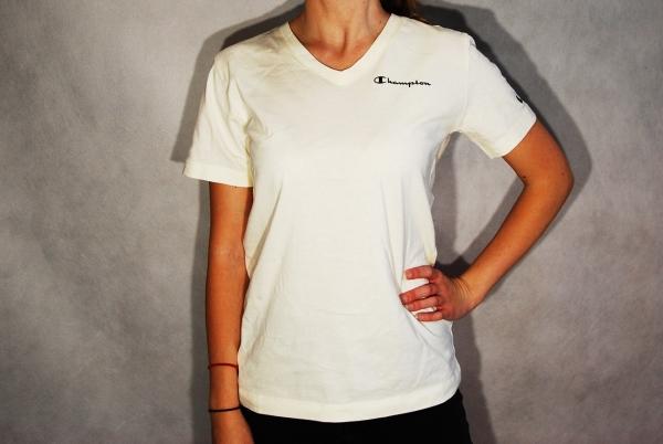 Champion Damen Crewneck T-Shirt 113331