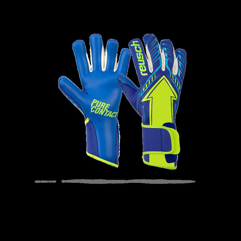 Reusch Arrow G3 TW-Handschuh 5070904 blau gelb